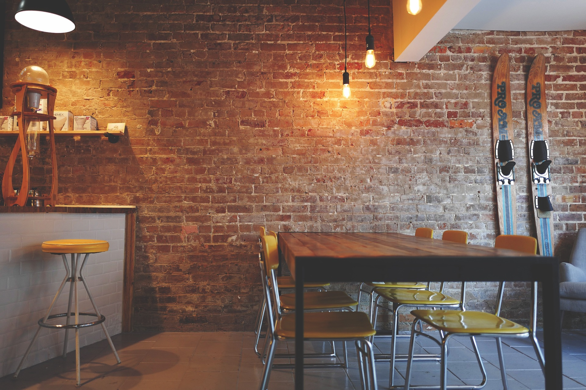 Restaurants Dekoration Ideen